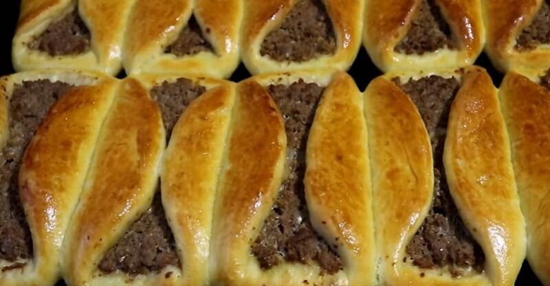 Обалденные пирожки с турецкими нотками