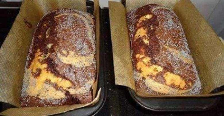 Очень простой и вкусный рецепт кекса
