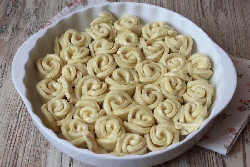 Рецепт творожного пирога «Булочный»