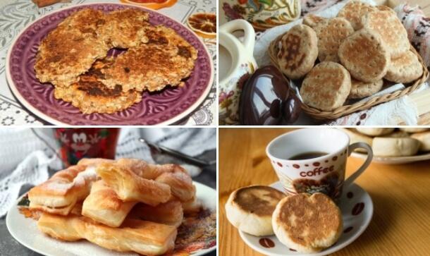Печенье на сковороде: ТОП-4 рецепта