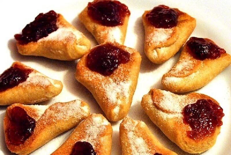 Печенье на сметане «Колокольчики»