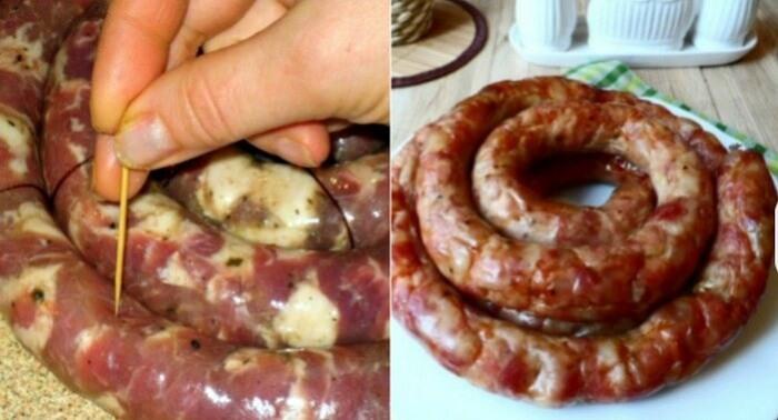 Подборка рецептов  домашней колбасы на любой вкус