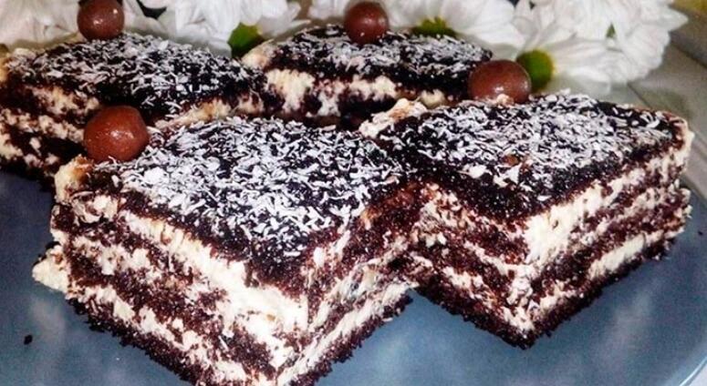 Потрясающе вкусный торт «Арабские сказки»