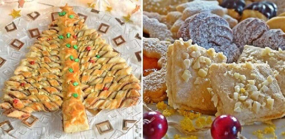 Праздничная выпечка на Новый Год и Рождество!