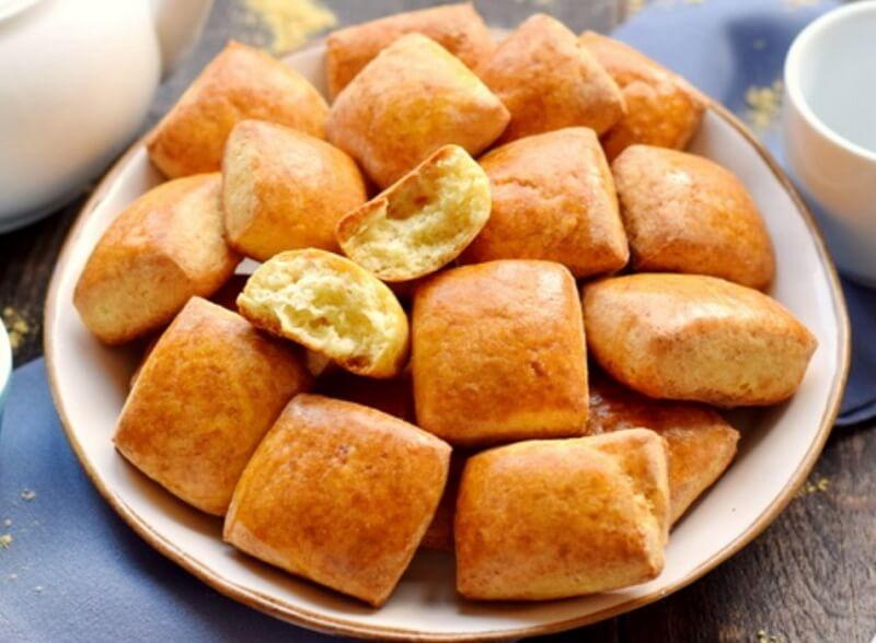 Простой рецепт мягкого творожного печенья
