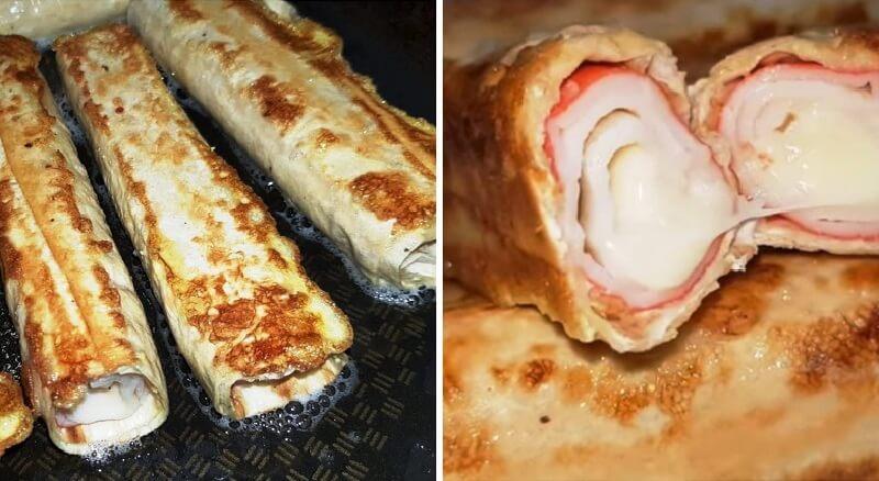 Простой рецепт вкусного блюда