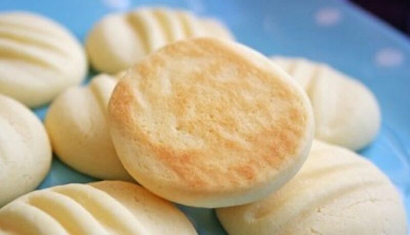 Рассыпчатое печенье на сгущённом молоке