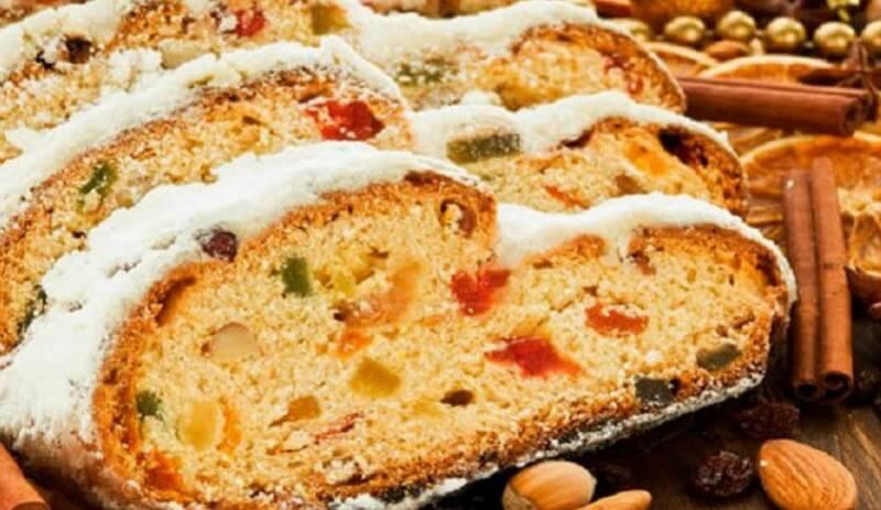 Рецепты итальянской кухни-ароматные, праздничные кексы