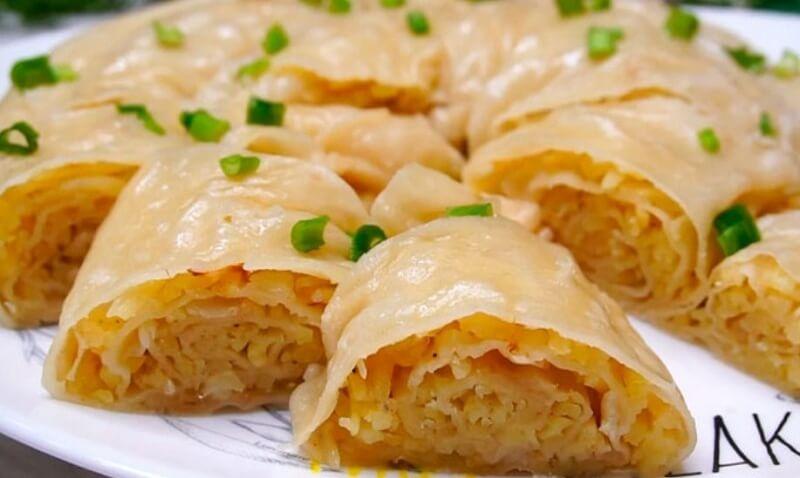 Рецепт «Ханум» с картофелем