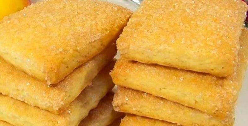 Рецепт самого нежного печенья