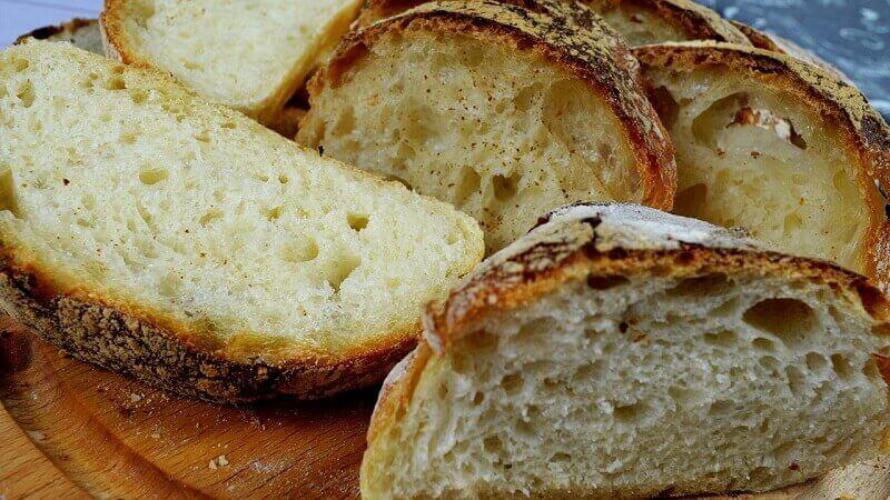 Рецепт вкусного домашнего хлеба на дрожжах в духовке!