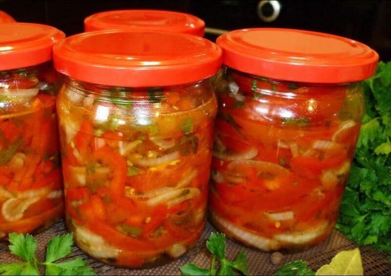 Салат «Донской» на зиму, различными способами приготовления