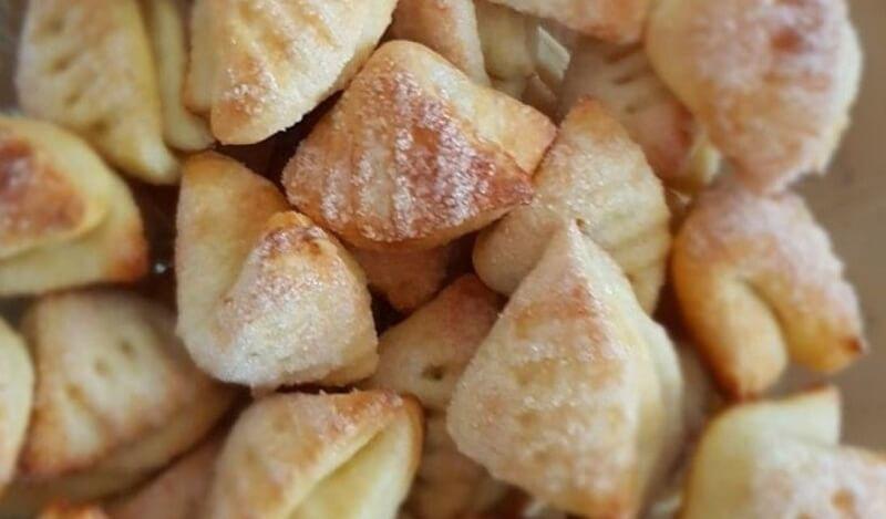 Самое любимое, нежнейшее, вкусное, творожное печенье