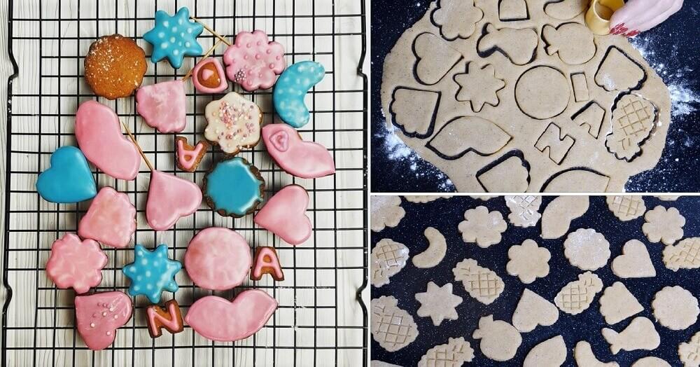 Вкусное имбирное печенье: классический рецепт в домашних условиях!