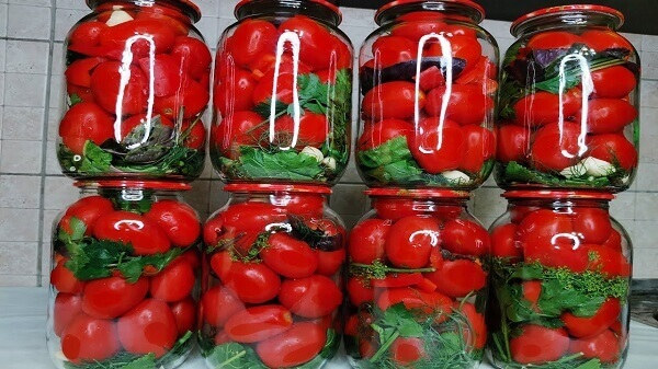 Самые вкусные помидоры на зиму!