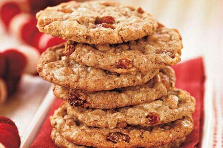 Сделайте печенье более полезным