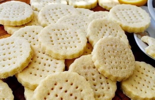Швейцарское песочное печенье