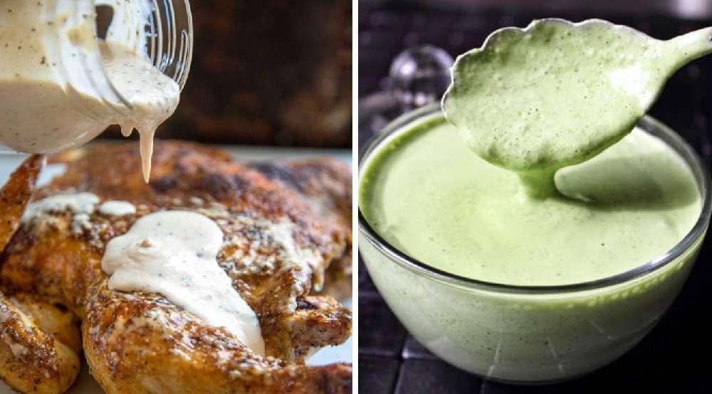 Заправки и соусы для салата на сметане: ТОП-20 вкусных рецептов!