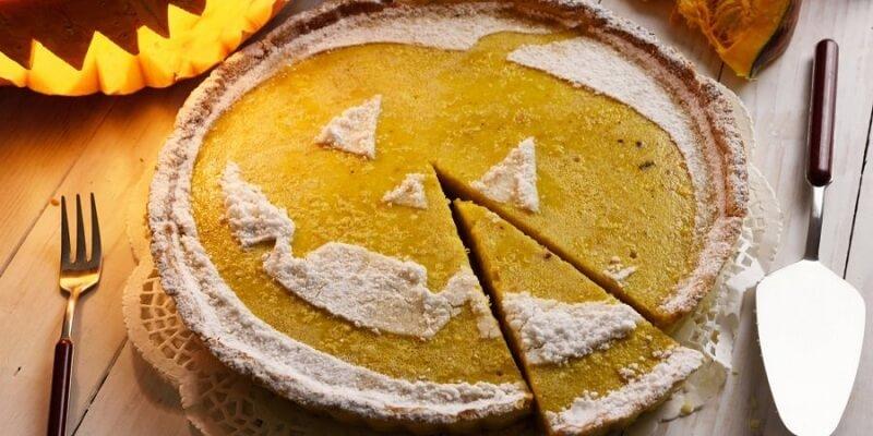 Секреты приготовления тыквенного пирога на Хэллоуин