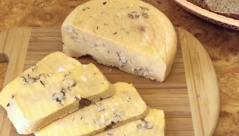 Как приготовить сыр из орехов