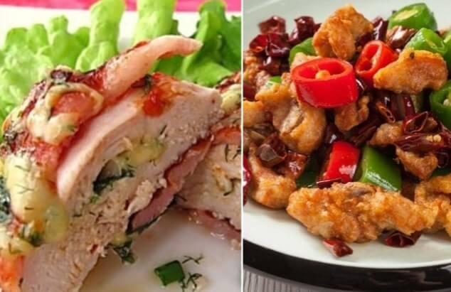 Топ-12 идей приготовления блюд из куриного филе