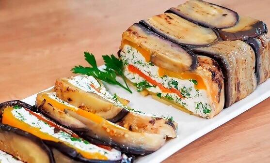 ТОП-3 рецепта из баклажан, которые вы еще не готовили!