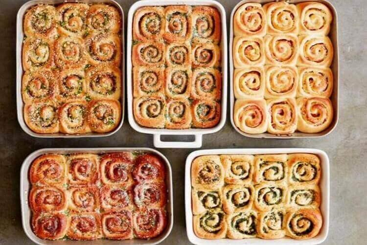 Вкусные булочки «Улитки» - рецепт, который стоит сохранить!