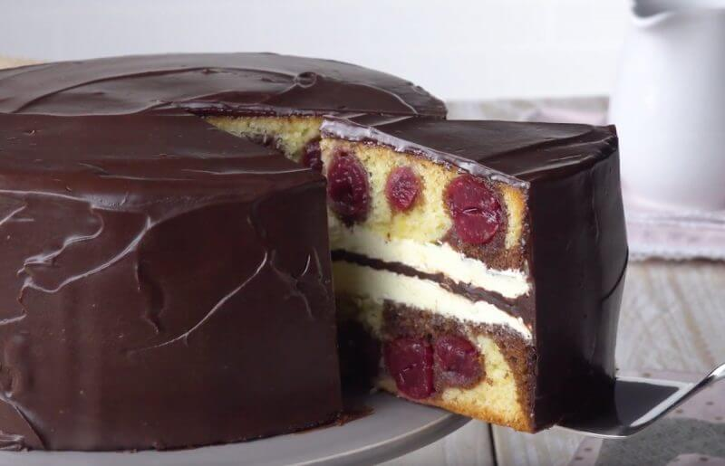 Торт «Дунайские Волны»