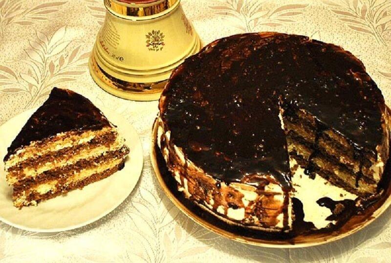 Торт «Мишка»