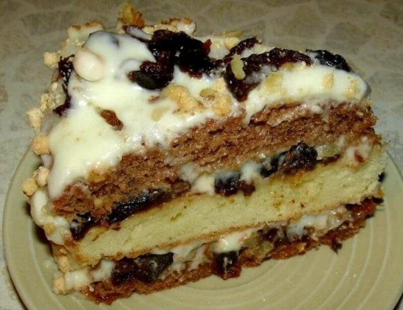 Торт «Царь»