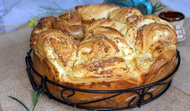 Тутманик простой рецепт пирога