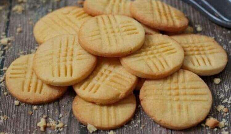 Ванильно-сливочное песочное печенье «Сабле» по-французски