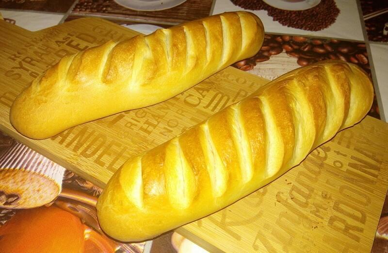 Венские порционные багеты