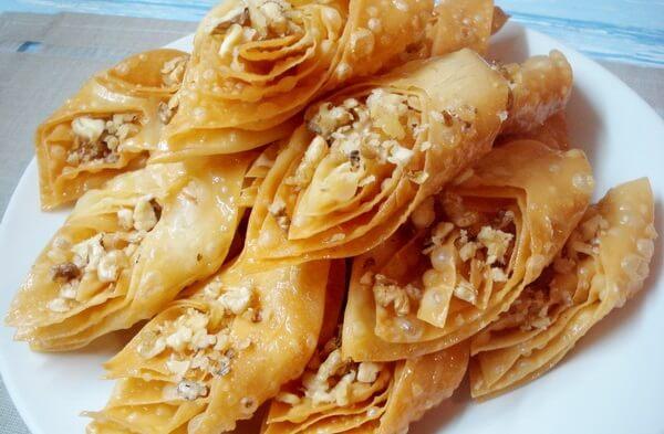 Вкусная пахлава рецепт в домашних условиях