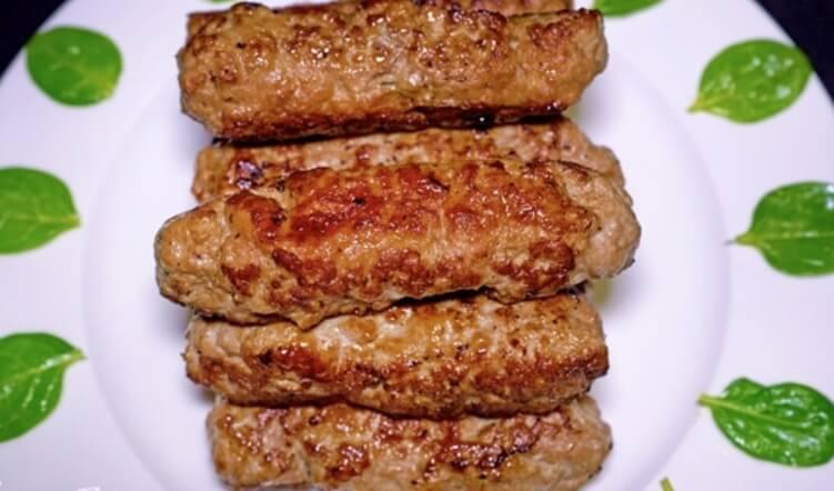 Вкусные колбаски по-домашнему
