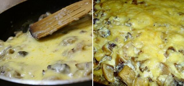 Жульен с курицей и грибами — 6 вкусных пошаговых рецептов