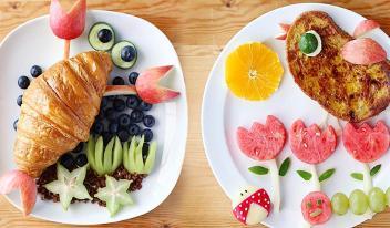 50 идей простых и быстрых завтраков для детей