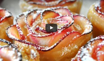 Чудесная выпечка: невероятно красивые и вкусные булочки