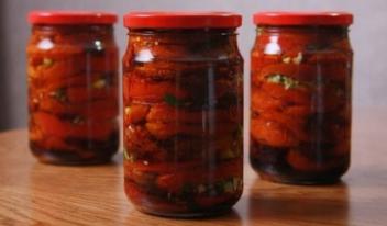 Домашние, ароматные помидоры по-корейски на зиму. Просто прелесть!