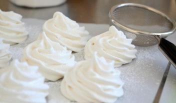 Домашний зефир: простой пошаговый рецепт приготовления
