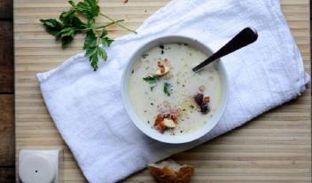 Этот невероятный и полезный суп избавит от отеков и лишних солей!