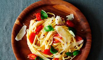 Гениальный рецепт: паста с соусом за 10 минут!