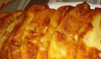 Изумительные жареные пирожки с картошкой и капустой