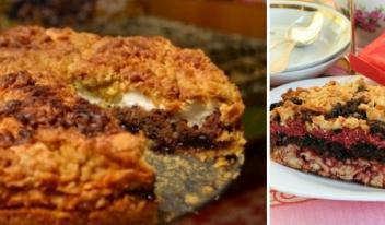 Изумительный и эффектный десерт «Пирог Гагарина»