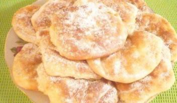 Как быстро приготовить вкусные творожные булочки