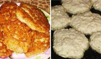 Как приготовить быстрые беляши или ленивые пирожки с мясной начинкой