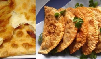 Как приготовить хрустящие сырные лепешки на сковороде
