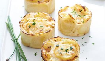 Как приготовить оригинальное блюдо из картошки