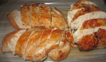 Как приготовить сочную куриную грудку в домашних условиях