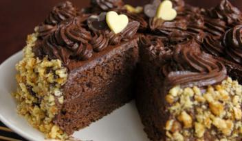 Как приготовить вкусный бисквитный шоколадный торт